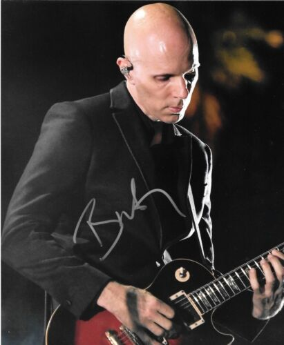 * BILLY HOWERDEL * signed autographed 8x10 photo * A PERFECT CIRCLE * 1