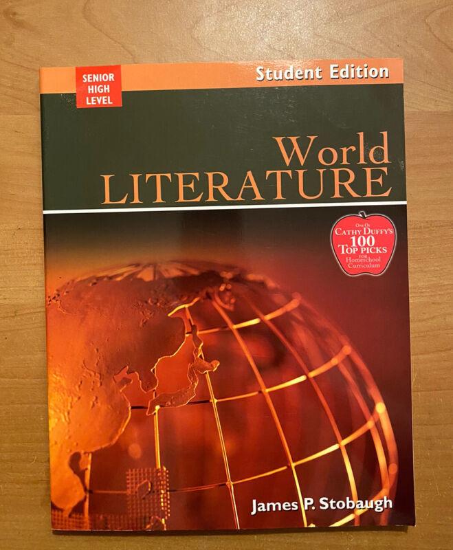 World Literature Student Edition; James P Stobaugh
