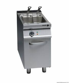 Fat Fryer With Cast Iron Burners And Temp Control