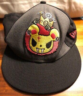 Tokidoki Lion Pappa 59fifty New Era Custom Fitted Hat 7 3/4
