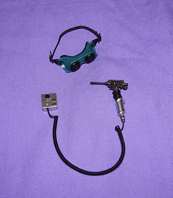 Hot Toys PRINCESS LEIA Empire Strikes Back SAFETY GOGGLES & WELDING TORCH MMS423