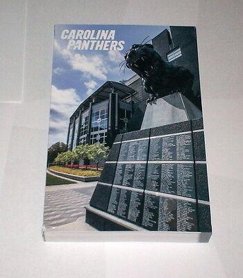 2016 Carolina Panthers Media Guide