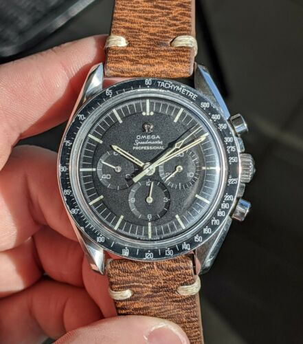 OMEGA Speedmaster 105.012-66 Professional 321 Moonwatch – Vintage - watch picture 1