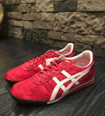 Asics Ontisuka Tiger Ultimate 81 D58BK 3701 Women's Shoes Sneakers New Size 9