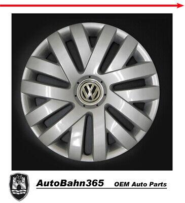 New Genuine OEM VW Hubcap Jetta Rabbit 2005-2010 14-spoke Cover fits 16