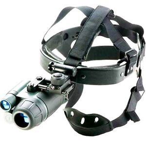 YUKON-NVMT-1X24-NIGHT-VISION-MONOCULAR-GOGGLE-GEN1-HANDS-FREE-HEAD-MOUNT-KIT