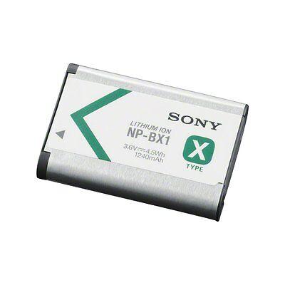 Batería Sony NP-BX1 Litio 3,6V 1240mAh
