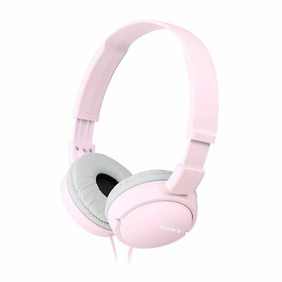 Kinder Sony Bügelkopfhörer Over Ear Headset für Mädchen Kopfhörer Pink NEU