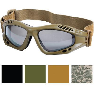 Ventec Anti-Fog Shatterproof Tactical Goggles Enhanced UV 400 Anti-Scratch Hats & Headwear