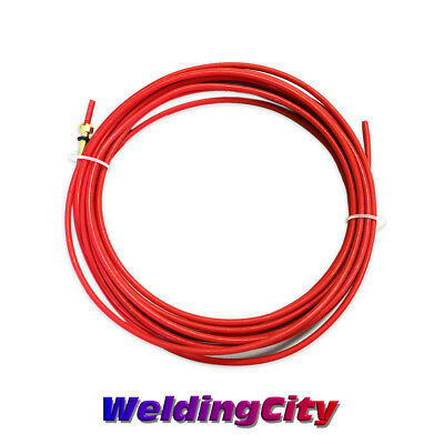 Mig Welding Gun Ptfe Liner 45t-40-15 035-045 15 For Lincoln 100l Tweco Mini1