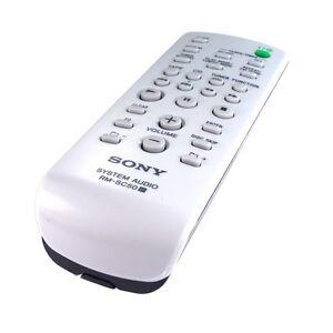 *NEW* Genuine Sony RM-SC50 / RMSC50 HiFi Remote Control