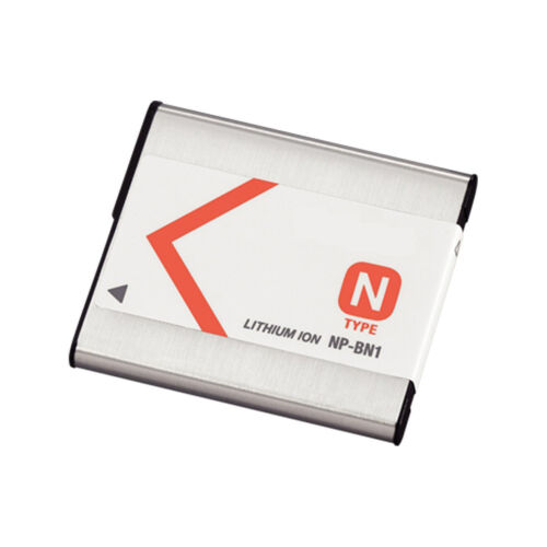 OEM SPEC NP-BN1 Lithium N Type Rechargeable Battery 600mAh For Sony Cyber Shot