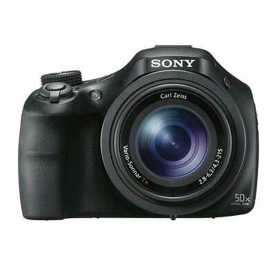 Brand New Sony HX400V Camera (DSC-HX400) 20.4 MegaPixels FULL HD 1080P Black UK