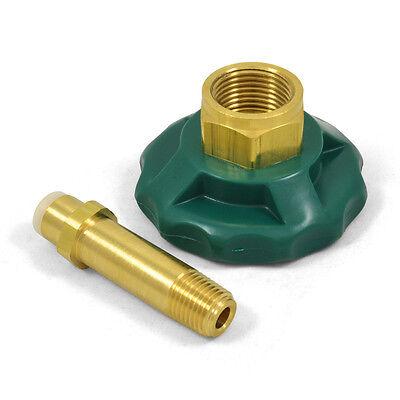 Hand Tight Cga-540 Nut Nipple Oxygen Regulator Inlet Bottlecylinder Fittings