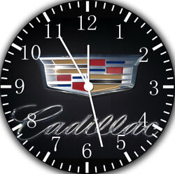 American Cadillac Frameless Borderless Wall Clock For Gifts or Home Decor E181