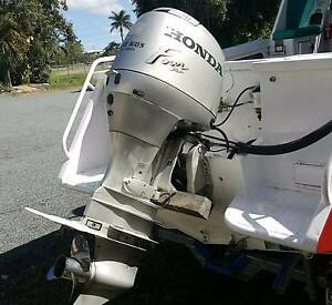 Honda BF90 outboard Mackay Mackay City Preview