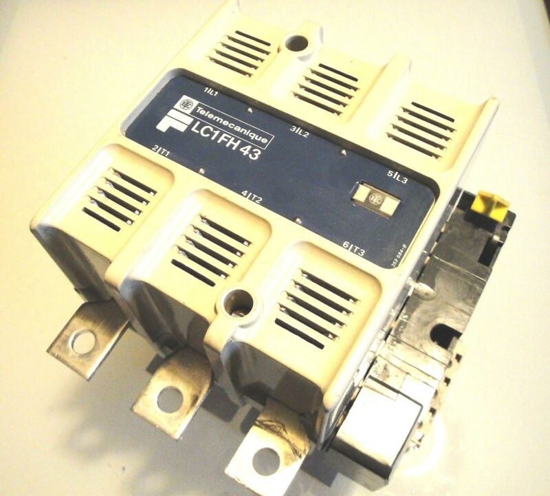Telemecanique  LC1FH43  Contactor  285 Amp