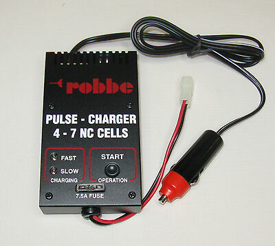 4-7 Pulse Charger, Ladegerät von Robbe