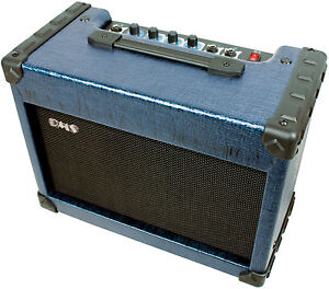 RMS-Blue-Amplifiers-GB15-15-Watt-Portable-Bass-Guitar-Amp