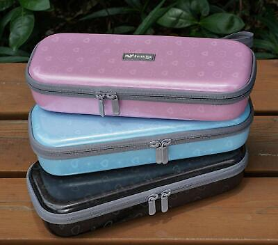 Heart Hard Storage Carry Case With Divider Id Slot Fit 3m Littman Stethoscope