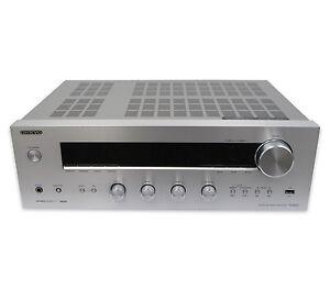 Onkyo TX-8050 Netzwerk-Stereoreceiver silber - NEUWARE -