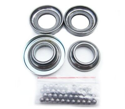 TRIUMPH STEERING HEAD BEARING BALL RACER CUP CONE SET T90 T100 T120 15