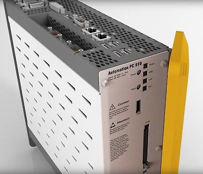 B&RAutomation PC 5PC910.SX01-00 REV. C0 - APC 910