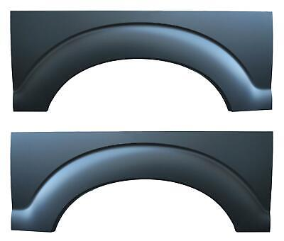Rear Wheel Arch Quarter bed panel fits 10-16 Ford Super Duty pickup truck PAIR
