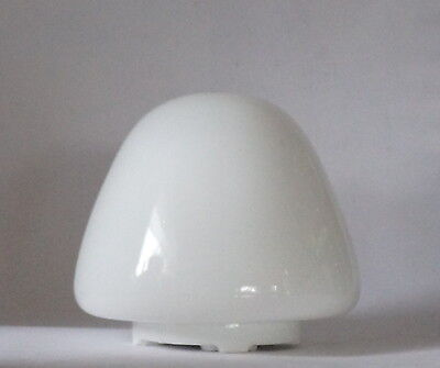 Bauhaus Opal Glas Lampe Leuchte 30er J 1920-1949, Art Déco