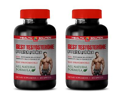 Ginseng capsules Best Testosterone Booster for Men sexual health supplement (Best Ginseng For Men)