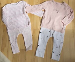 2 Baby Girl Outfits by 'Noppies'