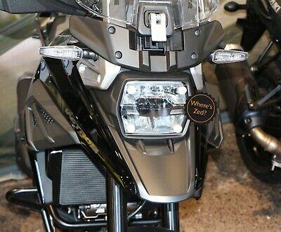 Suzuki DL V-Strom 1050/XT (2020+) Motorcycle Headlight Protector Kit