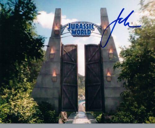 Jake Johnson Signed Autographed 8x10 Photo New Girl Jurassiic World COA VD