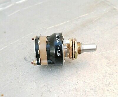 Grayhill Inc. Series 42 Single Pole 12 Position Rotary Switch 1amp