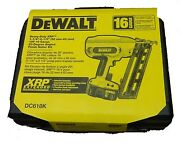 Dewalt Cordless Finish Nailer