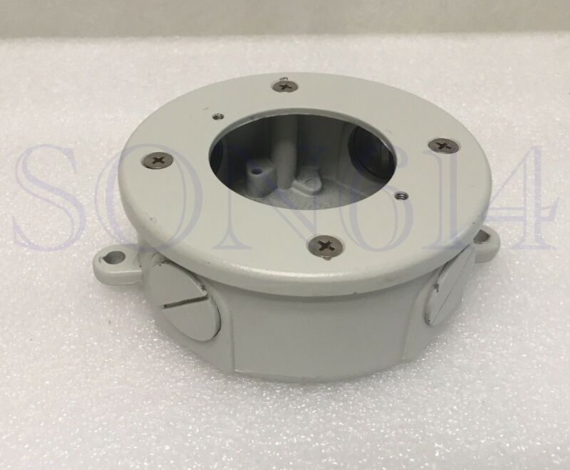 Pelco ICS300-COND Wall Ceiling Conduit Wire Adapter Mounting Box for CCTV Camera