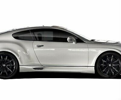 Bentley Continental GT GTC 03-10 Aero Function AF-1 Side Skirts