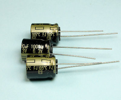 4 PCS Nichicon Elko Low ESR 34mR UPW1H102MHD 1000uF 50V 16x25mm RM7 5 #BP