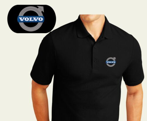 Volvo Motors Logo Mens Embroidered Polo Shirt XS-6XL, LT-4XLT New