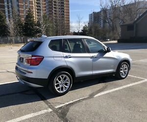 2012 BMW X3 28i NO ACCIDENTS!! UNDER BMW WARRANTY!!