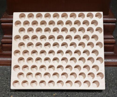 308 WIN RELOADING TRAY-CNC CUT HARD MAPLE