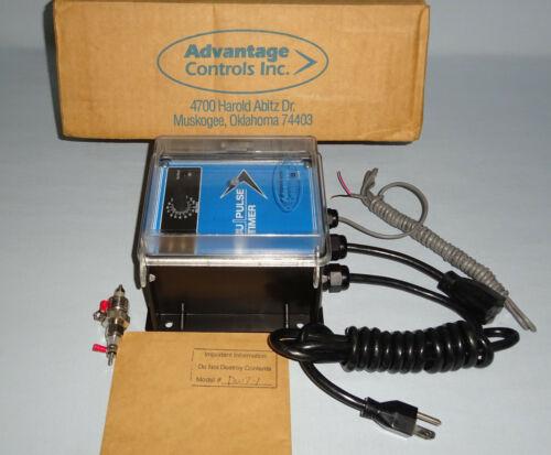 Advantage Controls DWT-1 ACCU Pulse Timer DWT1 NEW