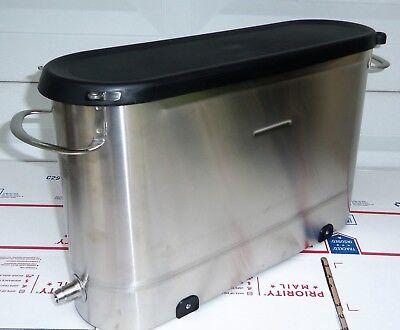 Bunn 39600.0068 TDO-N-4.0 LP 4 Gal Narrow Iced Tea Dispenser McDonalds 4 Gal Iced Tea Dispenser