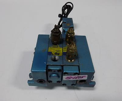 4 MAC AIR SOLENOID VALVES 811C-PM-111C-132 for sale  Shipping to India