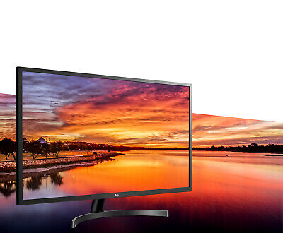 LG 32'' Full HD IPS LED Monitor 75Hz (2020) with FreeSync - 32MN60T-B