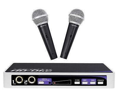 Voco Star Microphone Handheld Mic /& 13 ft XLR Cable for Karaoke Singing Wedding