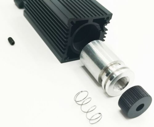 TO18/5.6mm Laser Diode blank module/Focusable a Housing w/ Fan