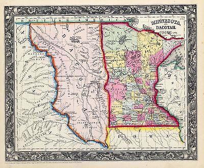 110 maps of North South DAKOTA state PANORAMIC old genealogy HISTORY atlas DVD
