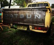 Datsun 720 Blackalls Park Lake Macquarie Area Preview