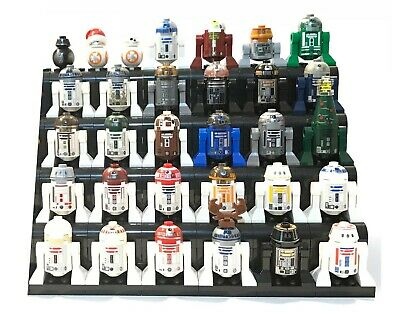 Lego R2-D2, R3-D5, R7-A7 T7-O1 Star Wars Astromech Droid Minifigure Lot YOU PICK